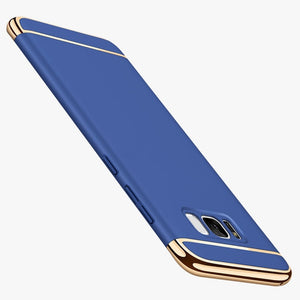 ZNP Luxury Ultra Thin 360 Full Cover Phone Cases for Samsung Galaxy S8 Plus S7 Edge Note 8 Case Phone Cover For Samsung S7 Case - Case Smart