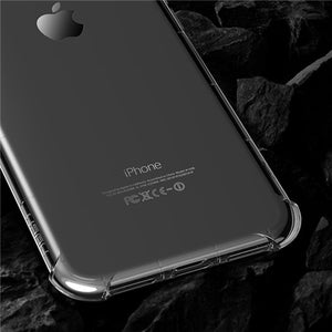 Heavy Anti knock Case for iPhone 6 7 plus X, ROCK Heavy Duty Protection Phone case for iPhone 6s 7 plus case cover for iPhone7 x - Case Smart