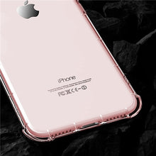 Load image into Gallery viewer, Heavy Anti knock Case for iPhone 6 7 plus X, ROCK Heavy Duty Protection Phone case for iPhone 6s 7 plus case cover for iPhone7 x - Case Smart