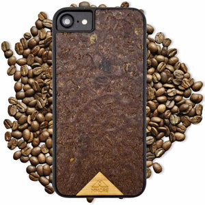 MMORE Organika Coffee Phone case - Phone Cover - Phone accessories - Case Smart