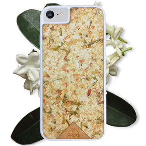 MMORE Organika Jasmine Phone case - Phone Cover - Phone accessories - Case Smart