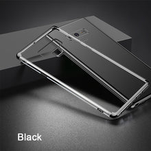 Load image into Gallery viewer, Baseus Luxury Plating Case For Samsung Galaxy Note 9 Coque Soft TPU Transparent Clear Silicone Back Cover Case For Galaxy Note9 - Case Smart