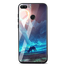 Load image into Gallery viewer, TOMKAS Space Case For Huawei P20 Lite Pro Mate 10 Lite Cases Cover P Smart Glass Coque Phone Case on for Huawei Honor 9 Lite 10 - Case Smart