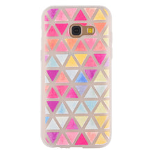 Load image into Gallery viewer, Ultrathin Protective Phone Case Fashion Colorful Geometric Pattern Soft TPU Phone Case Shell for Samsung - Case Smart