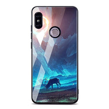 Load image into Gallery viewer, TOMKAS Tempered Glass Case For Xiaomi Redmi Note 5 Global 4X Space Coque Case Redmi 4X 5 Plus Cover Phone Cases For Xiaomi Mi A1 - Case Smart
