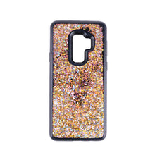 Load image into Gallery viewer, Glittering Phone Case Bling TPU Soft Anti-Scratch Shock Absorption Phone Cover Case for Samsung - Case Smart