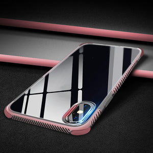 Phone Case Case Cover Durable All-Round Protective Skin Protective Shell Full Coverage Transparent Phone Accessorie - Case Smart