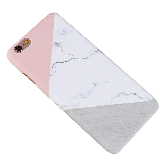Phone Case Case Cover Portable Anti-Scratch Smartphone Phone Shell Plating Soft All-Round Protective Phone Accessorie - Case Smart