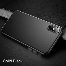 Load image into Gallery viewer, Phone Case For iPhone X Xr Xs Max Coque Baseus Ultra Thin Slim Hard PP Frosted Cover For iPhoneXs X S Xr Xsmax Fundas Capinhas - Case Smart