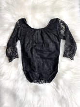 Load image into Gallery viewer, Lace Leotard [Black]