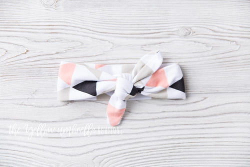 Thick Bowknot Headwrap (FINAL SALE!)