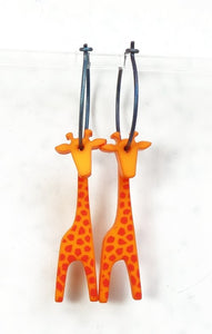 Giraff, orange