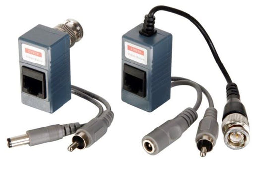 Velleman CV035 Video/Audio/Power Balun - Pair