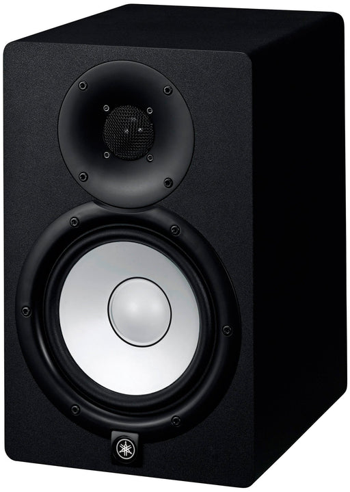 Yamaha HS7 95 Watt 2-Way Bi-Amp Powered Nearfield Studio Monitor - Each - Black