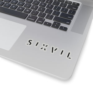Kiss-Cut Sticker - SIXVIL