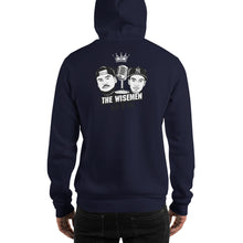 Load image into Gallery viewer, The Wisemen Show- Hooded Sweatshirt