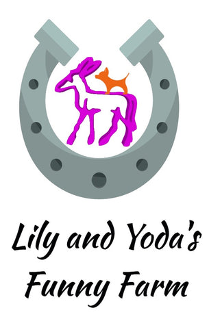 Lily and Yoda's Funny Farm