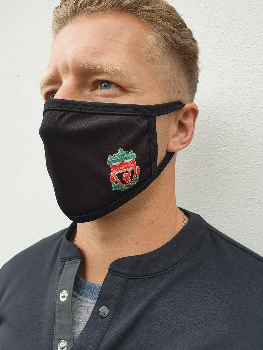 Liverpool FC Double layer Mask