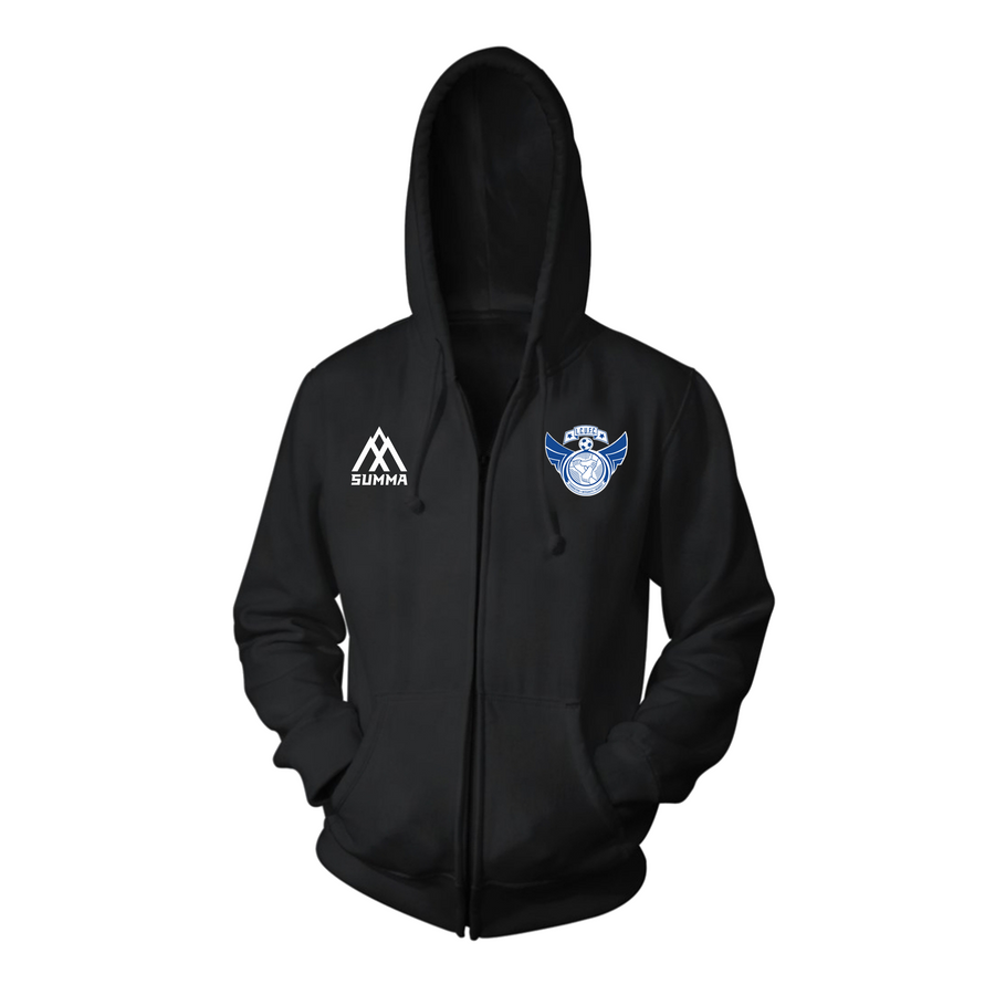 Lake Country United FC Full Zip Hoodie