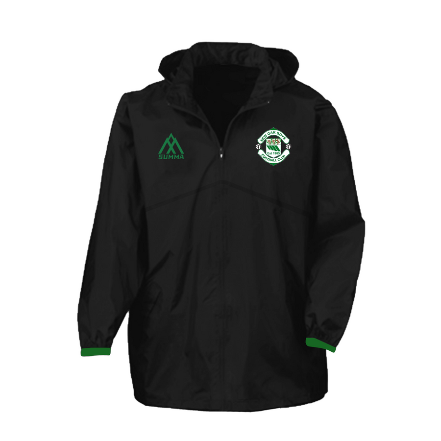New Oak Boys FC Rain Jacket
