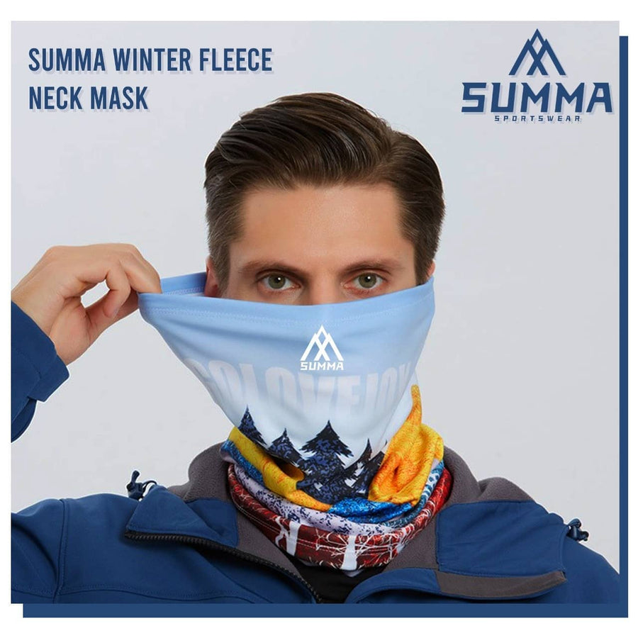 Summa Custom Fleece Neck Mask
