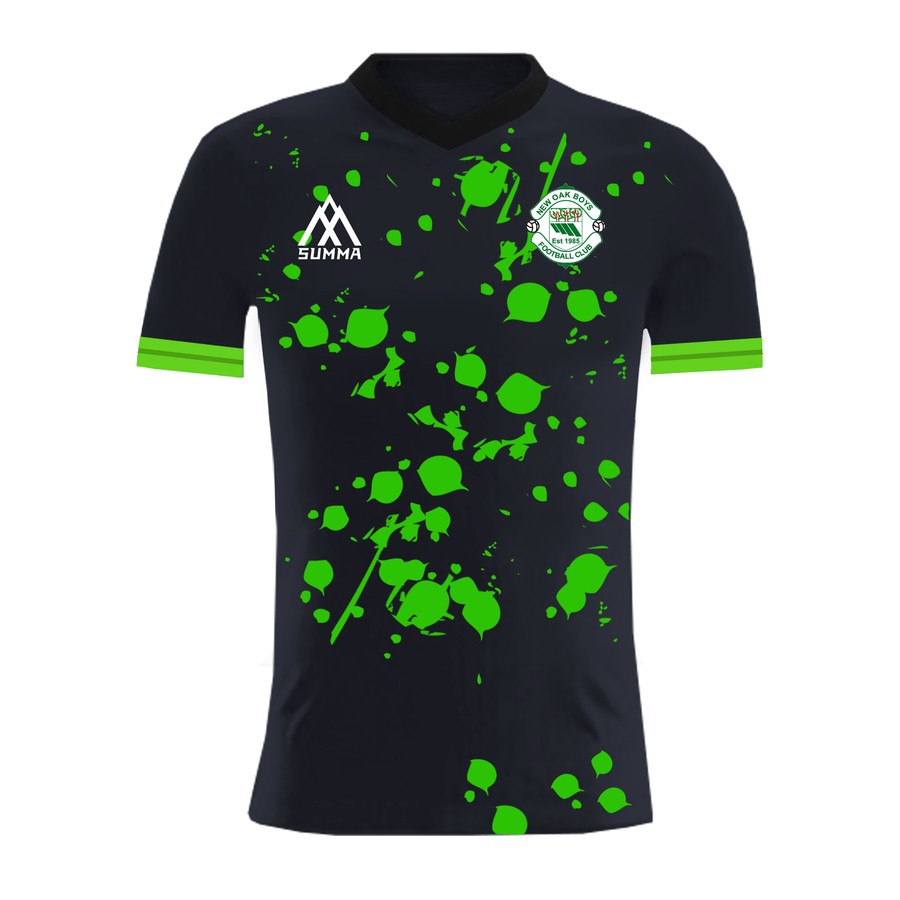 New Oak Boys FC Sublimated Men/Boys T-Shirt