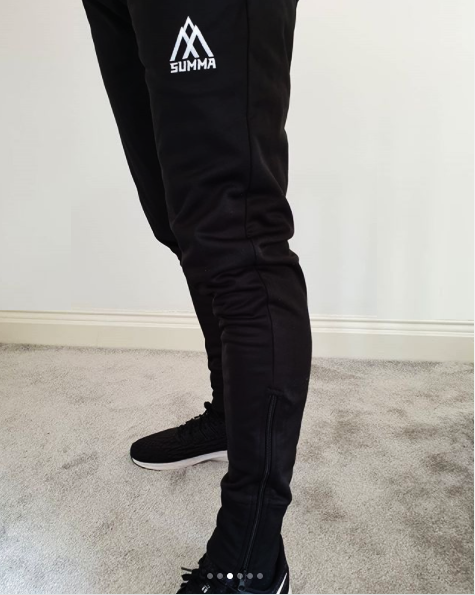 Summa Autumn Collection Tracksuit Bottoms