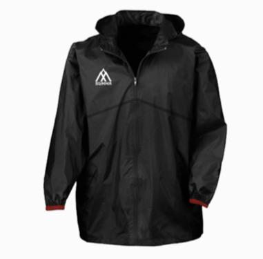Summa Autumn Collection Rain Jacket