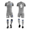 Lake Country United FC Gray Field Kit