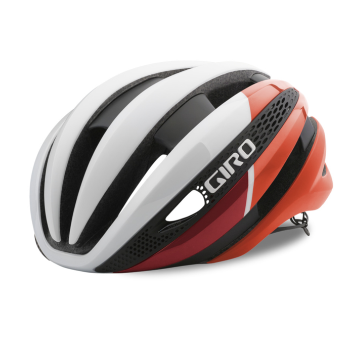 Giro Synthe MIPS Fahrradhelm rot vorne