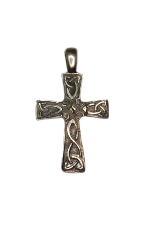 Celtic Cross 1 Keychain