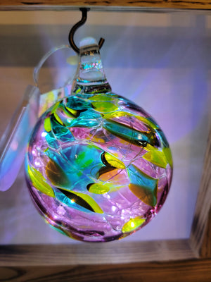 Stained Glass Memory Ball
