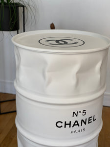 Baril Chanel Blanc