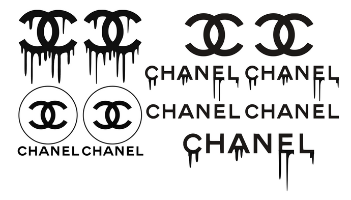 Pochoir & Stickers Chanel