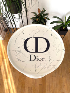 baril Dior de marques baril décoratif baril hypezone