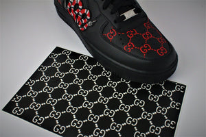 Pochoir & Stickers Gucci Monogram