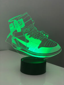 LED DECO - JORDAN x OFF WHITE