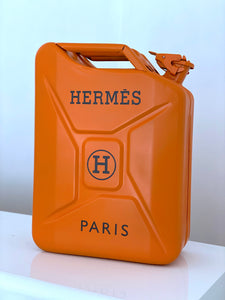 Jerrican Hermès Orange