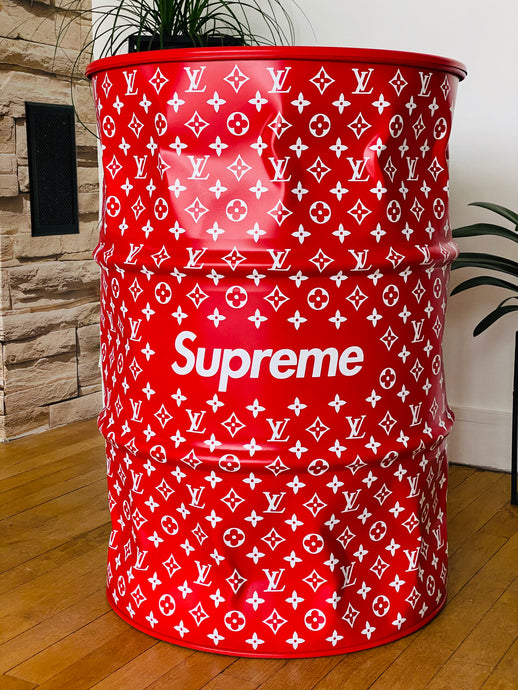 Baril Supreme x Louis Vuitton Rouge