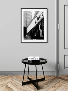 Tableau DIOR STORE