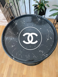 baril chanel bidon de marques baril décoratif baril hypezone