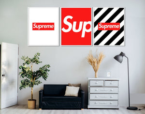 Tableau SUPREME Stripes
