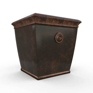 Gardenstone Bedford Planters Gardenstone Copper Bronze Medium