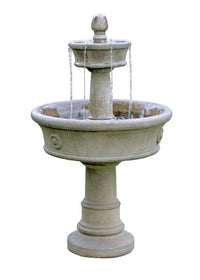 Gardenstone Carerra Fountain Water Fountains Gardenstone