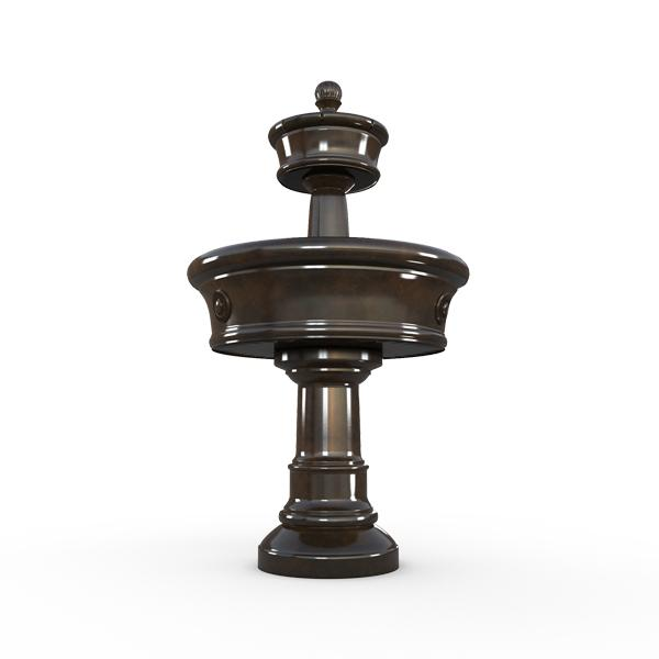 Gardenstone Carerra Fountain Water Fountains Gardenstone Bronze Fountain