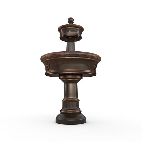 Gardenstone Carerra Fountain Water Fountains Gardenstone Copper Bronze