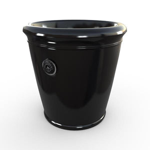 Gardenstone Coventry Planters Gardenstone Black Small