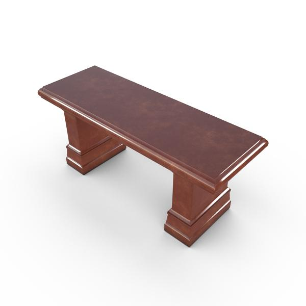 Gardenstone Highgrove Bench Benches Gardenstone Rust Bench