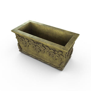 Gardenstone Leaf Cluster Trough Planters Gardenstone English Moss