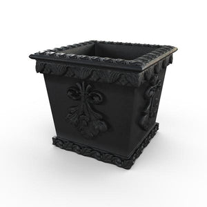 Gardenstone Pan's Pleasure Planters Gardenstone Etched Black